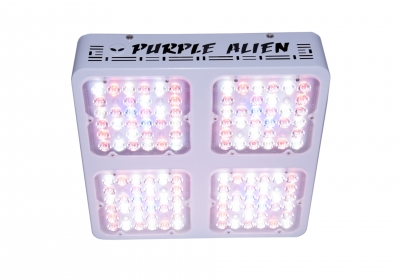 PURPLE ALIEN new generation 2.0   128x3Watt with optical lenses