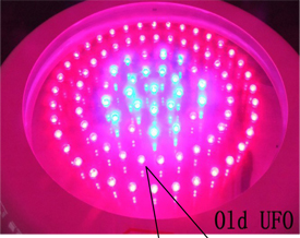 LED Grow Ufo - Old Generation
