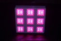 PURPLE ALIEN new generation 2.0   288x3Watt mit optischen Linsen